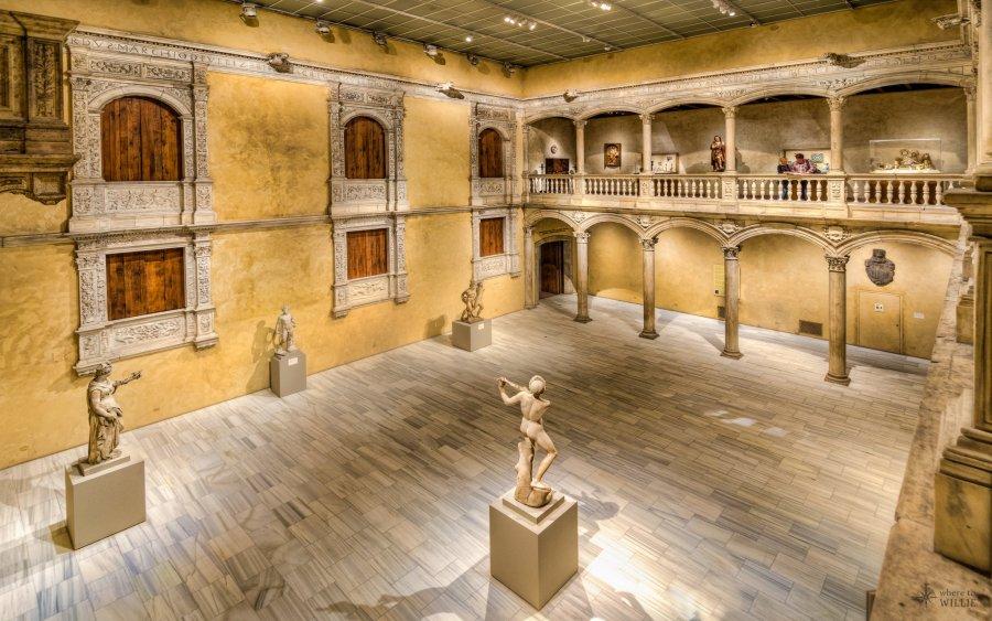 Lost Metropolitan Museum William Woodward
