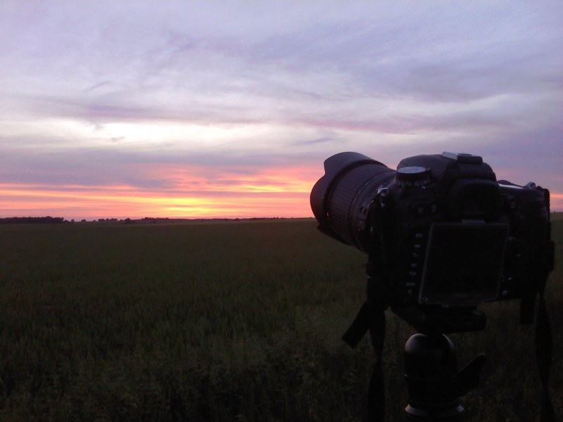 Camera Shots on Scene