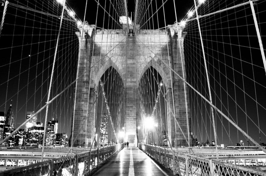 Brooklyn Bridge NYC William Woodward