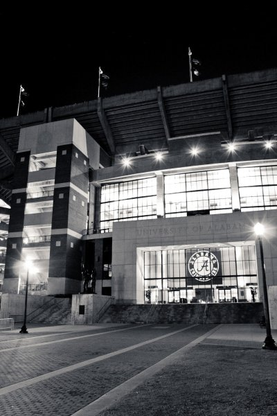 Bryant Denny 2 Tuscaloosa William Woodward
