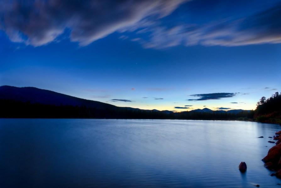 Echo Lake Colorado William Woodward