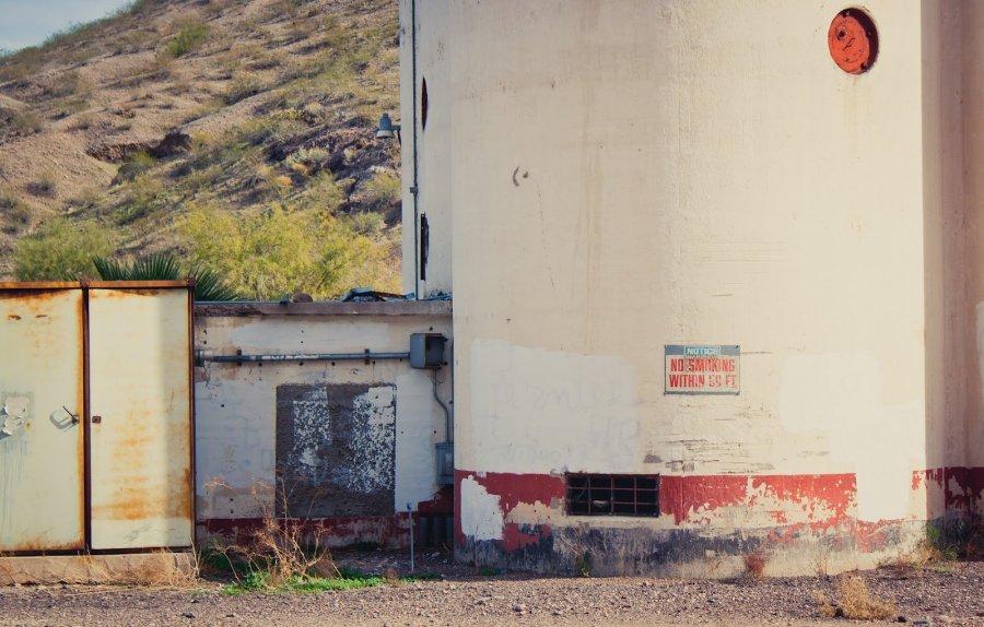 Abandoned 2 Tempe William Woodward