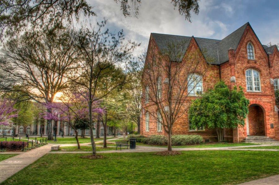 University of Alabama William Woodward