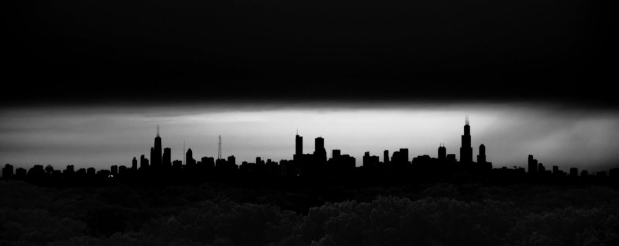 Skyline Chicago William Woodward