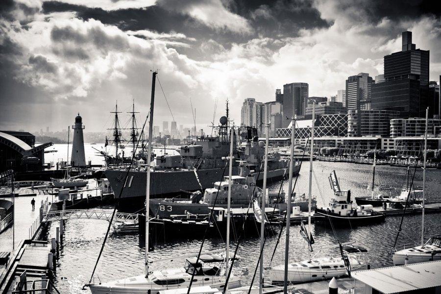 Sydney Maritime William Woodward