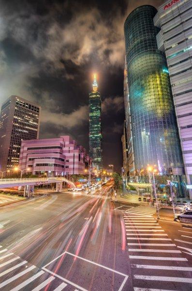 Towering 101 Taipei William Woodward