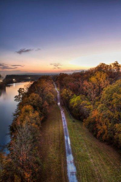 Fall Colors Tuscaloosa William Woodward