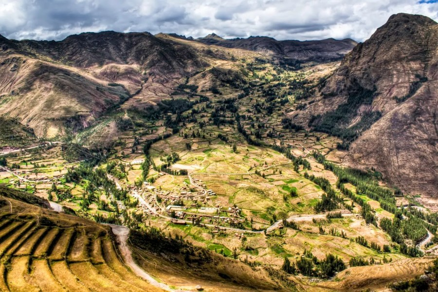 Sacred Valley Urubamba William Woodward
