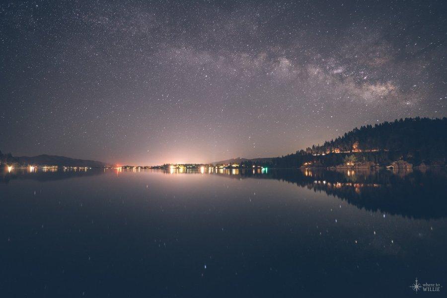 As the Town Sleeps - Big Bear Lake, California