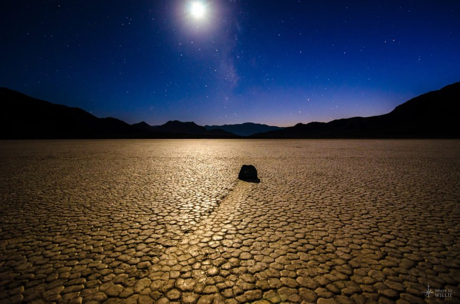 Death Valley William Woodward
