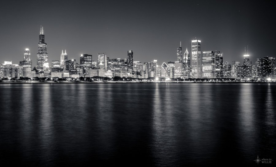 Windy City 2 Chicago Harbor William Woodward