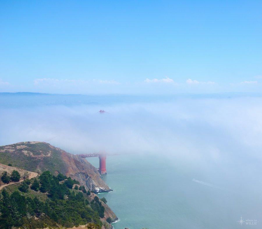 Fog San Francisco William Woodward