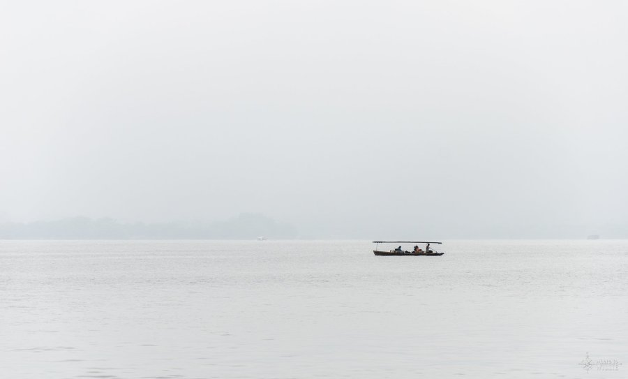 West Lake Hangzhou William Woodward