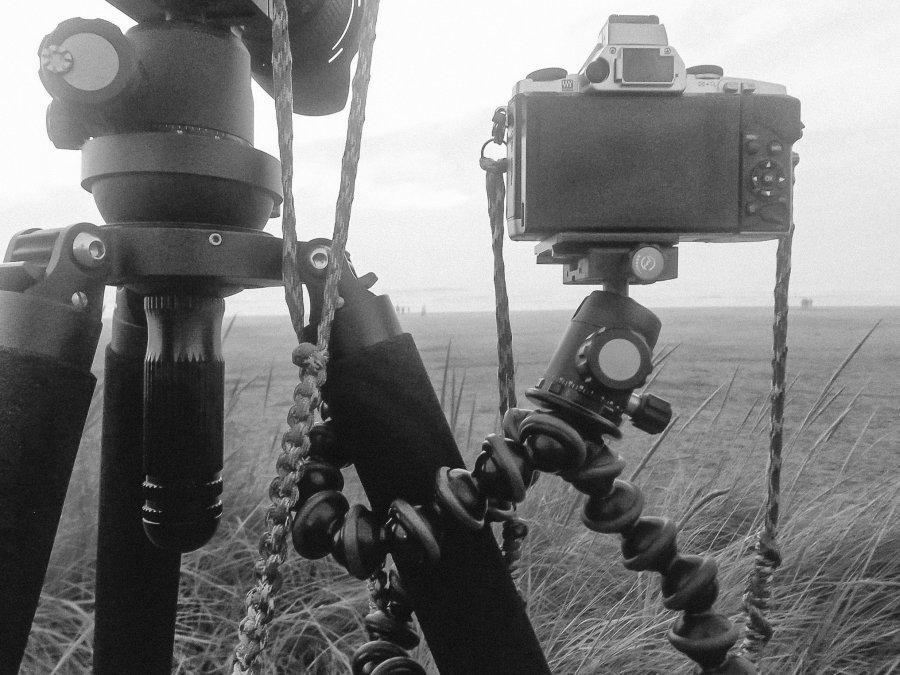 Sunwayfoto FB-28i Mini Ballhead in the field