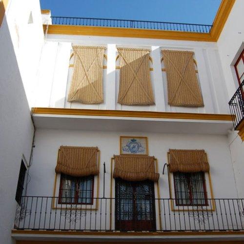 Sevilla and tapando