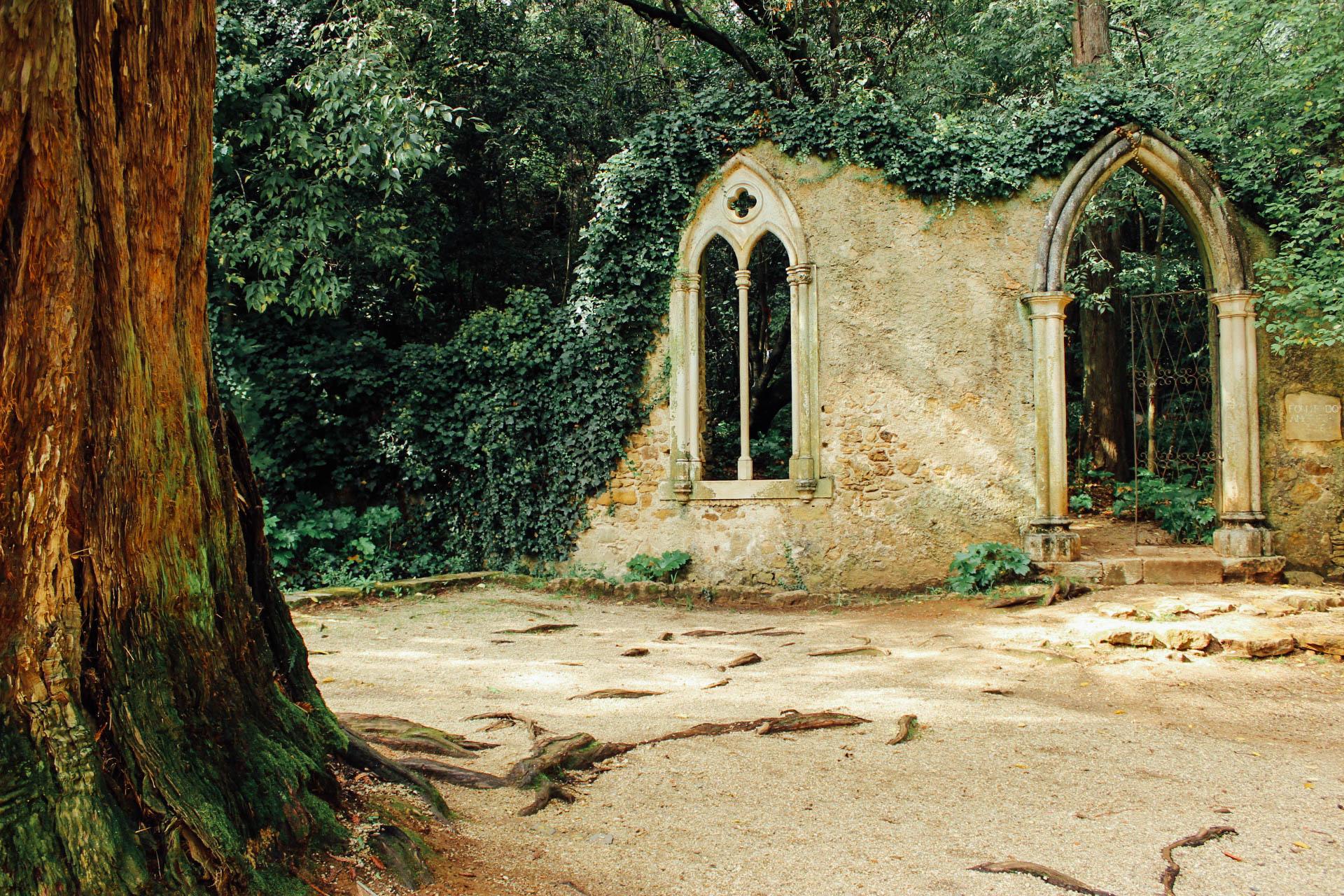 Jardim Quinta das Lágrimas (Estate of Tears Garden) Coimbra