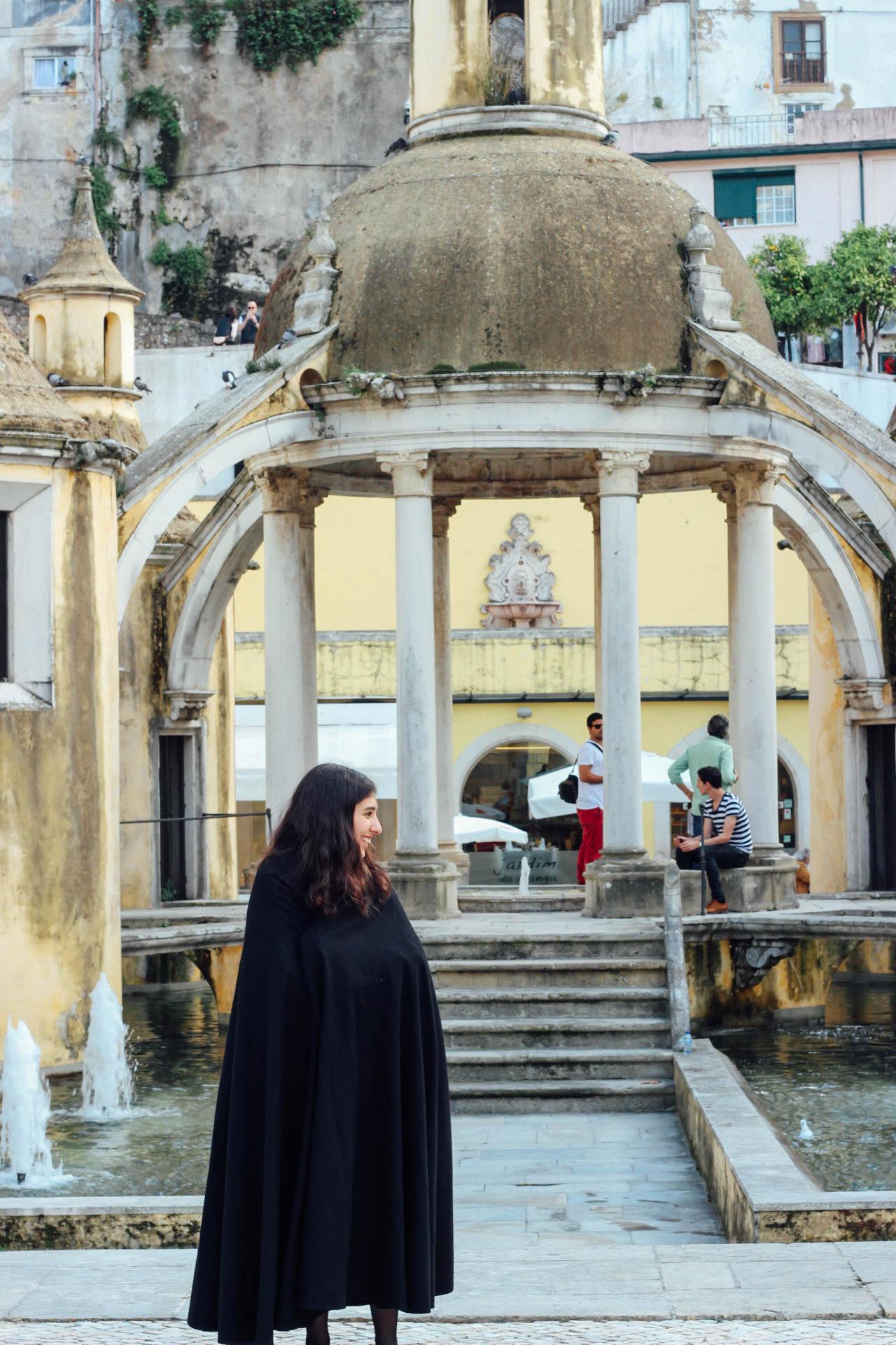 Jardim da Manga (Sleeve Garden), Coimbra