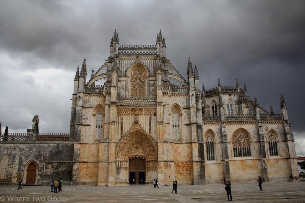 Batalha, a Portuguese architectural masterpiece