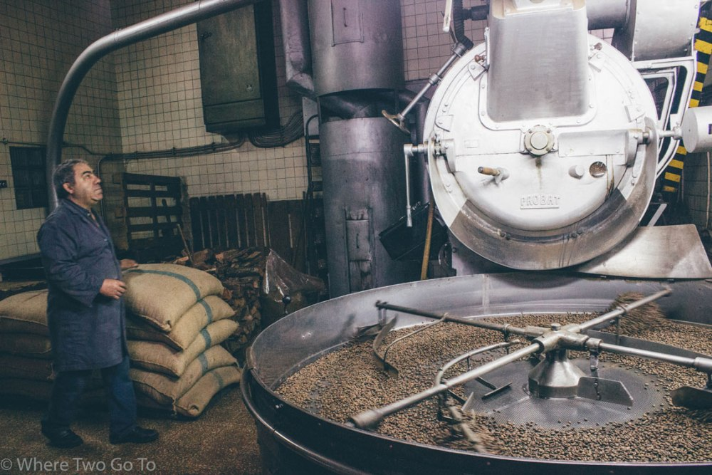 Crafting coffee in the heart of Lisbon (Flor da Selva coffee)
