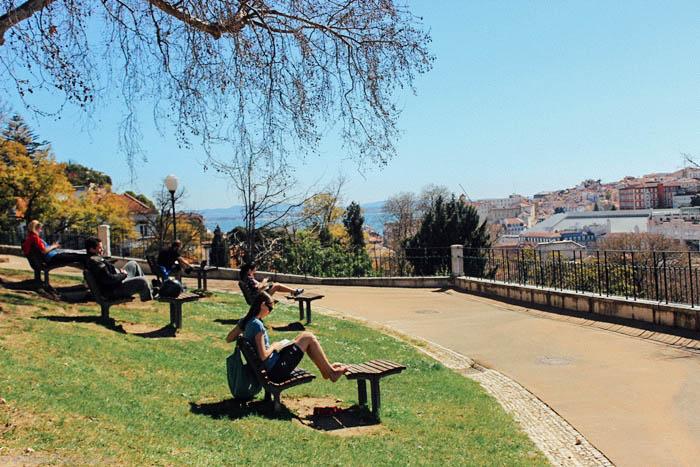 Jardim do Torel Viewpoint Lisbon