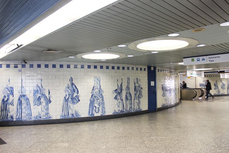 Campo-Grande-metro-Lisbon
