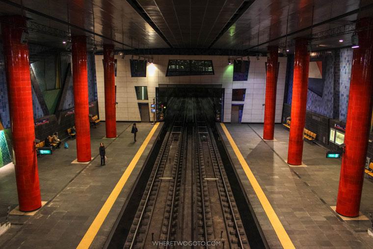 Chelas-metro-Lisbon