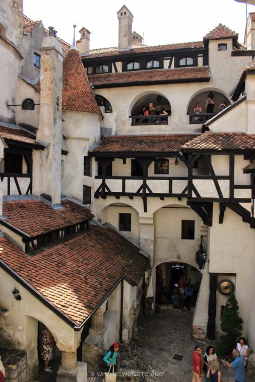 Dracula's castle Bran Transylvania Romania Where Two Go To
