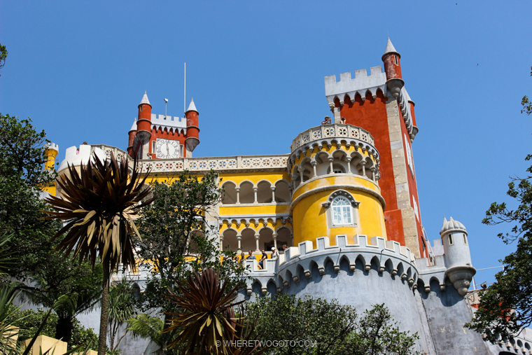 Welcome To Sintra S Park And National Palace Of Pena