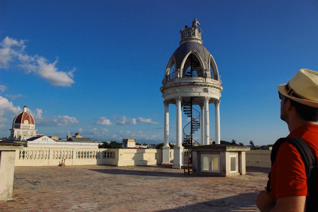ferrer palace cupola