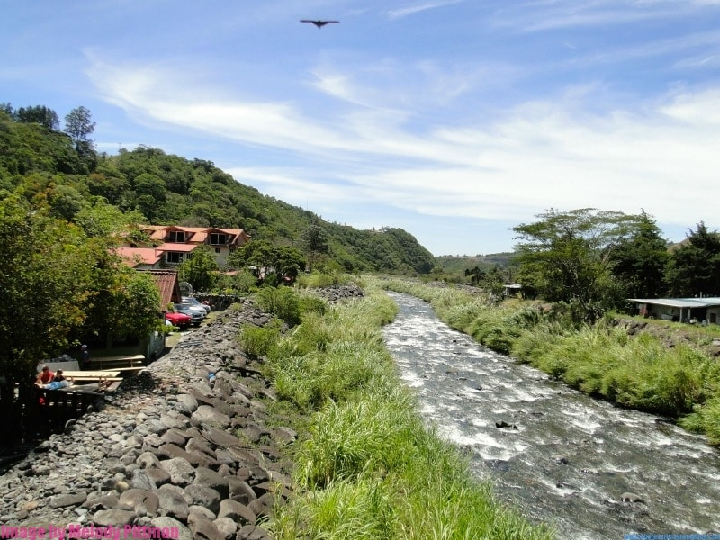 On a walking tour of Boquete, expect to see gorgeous flowers, fantastic scenery, and tasty cafes.