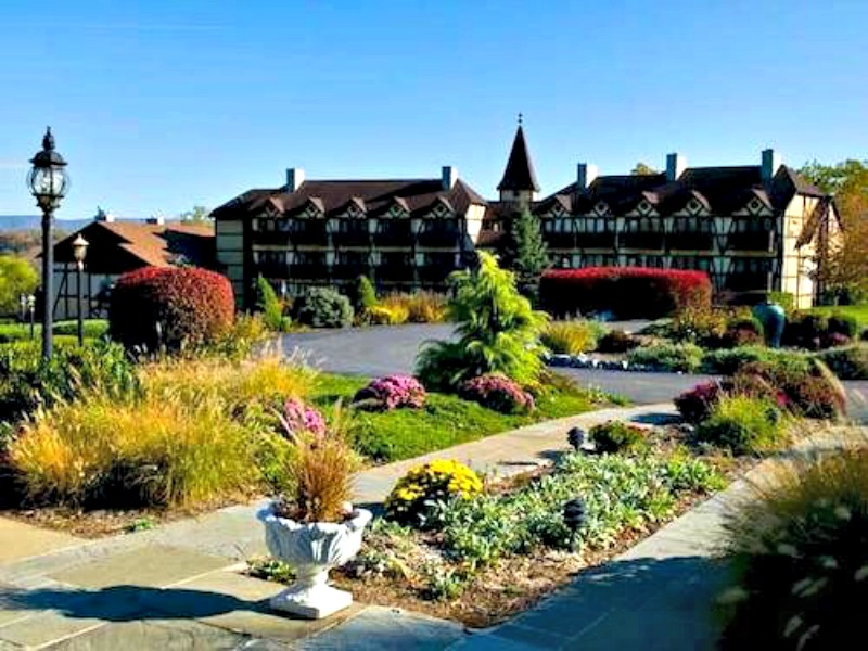 The Bavarian Inn is one of the top hotels to visit in West Virginia.