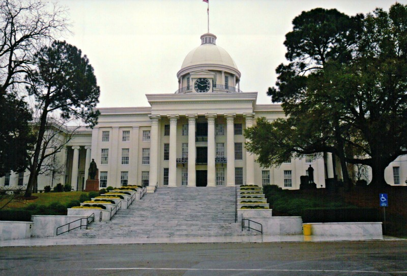 capitol of alabama