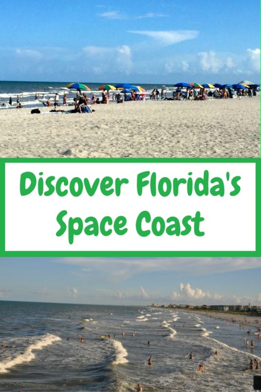 Florida's Space Coast offers beautiful beaches, tasty eats, fun attractions, and the space program.