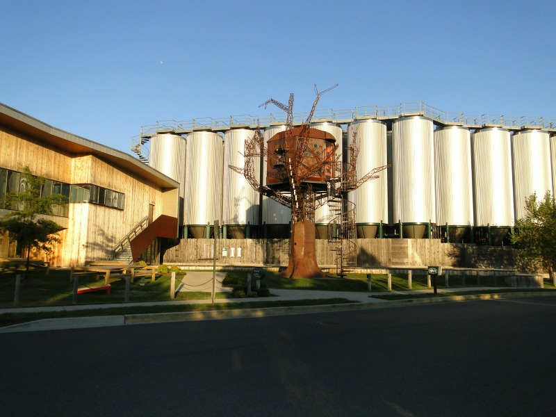 dogfish head brewery delaware