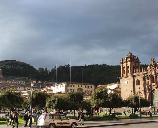 Cusco Cathedral in Peru