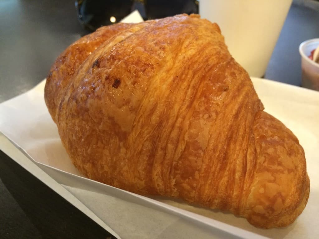 Mabel's Bakery Toronto croissant