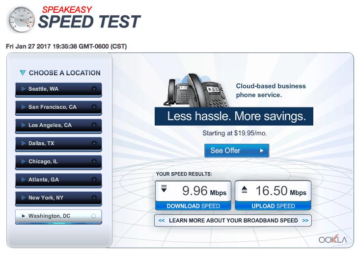 Best VPN for Travel - vyprvpn internet speed