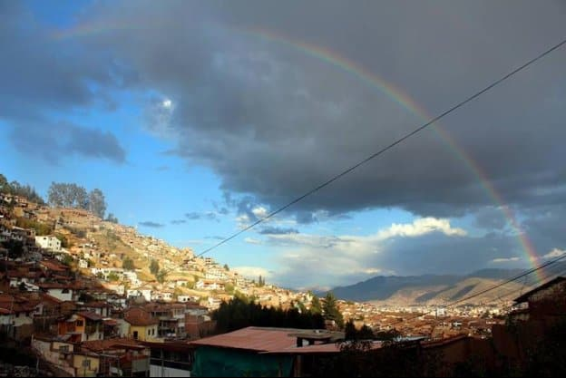 Weather in Cusco, Peru