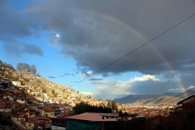 Weather in Cusco, Peru