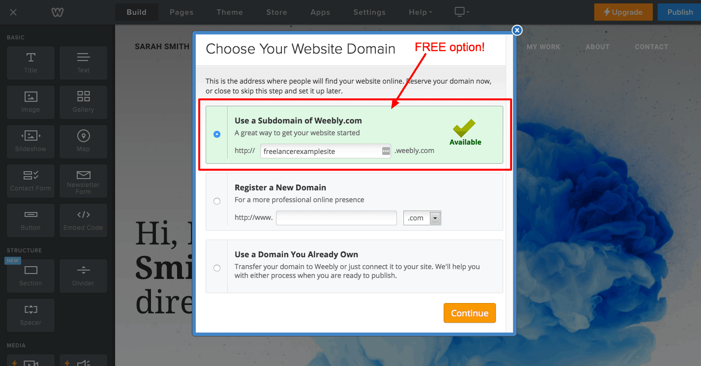 How To Build A Business Website For Free In One Day