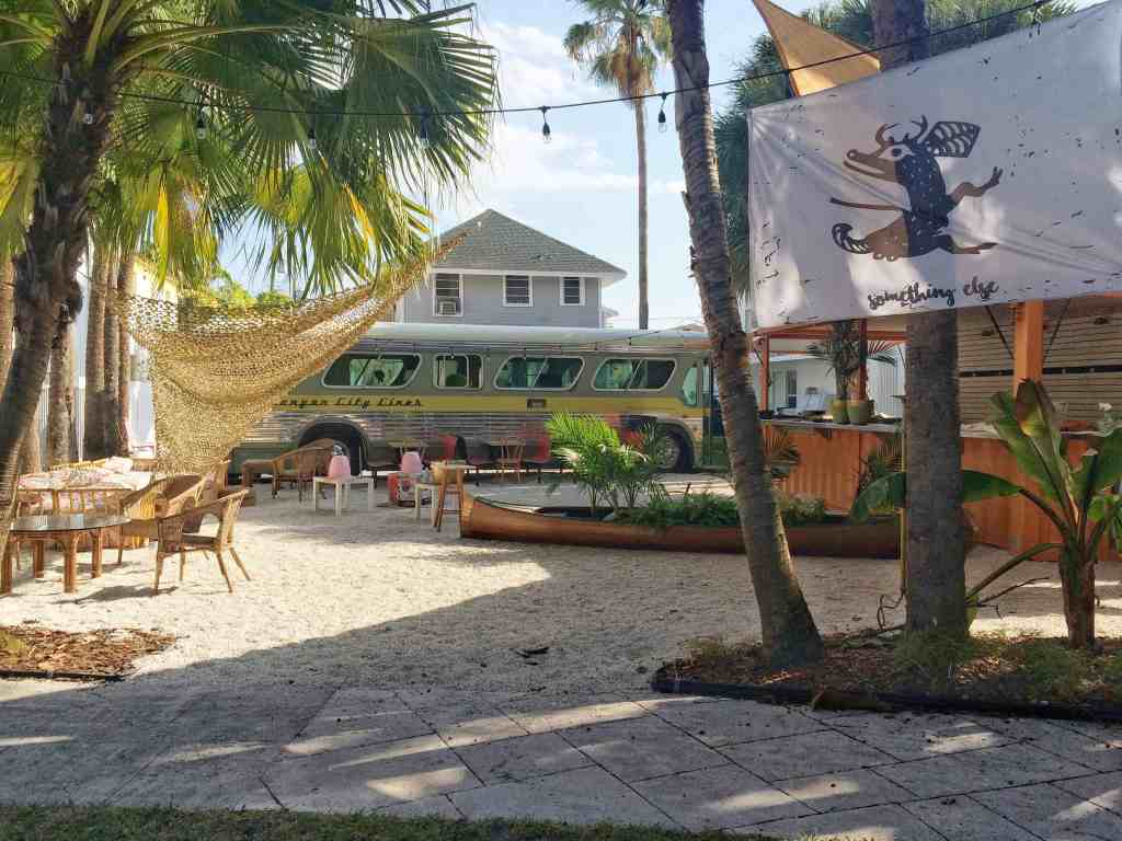 Roam Coliving Miami - Food Truck Bus