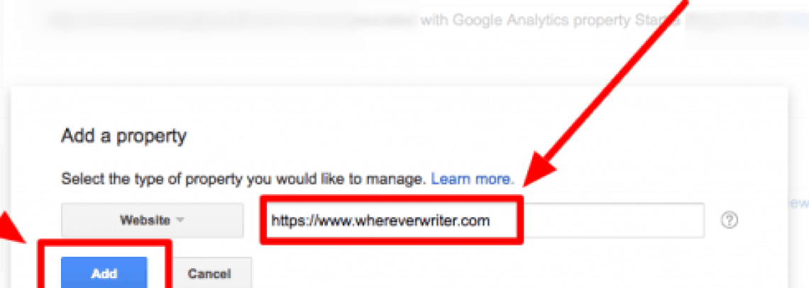 How to Switch to HTTPS - Update Search Console Step 2