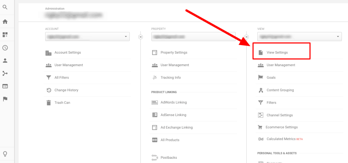 How to Switch to HTTPS- Updating Google Analytics Step 2