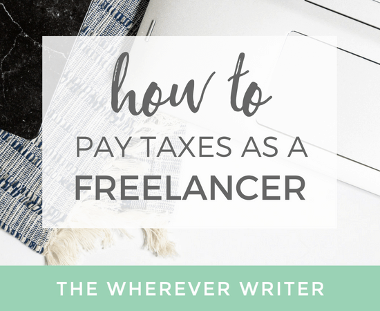 How to Pay Taxes as a Freelancer - Featured