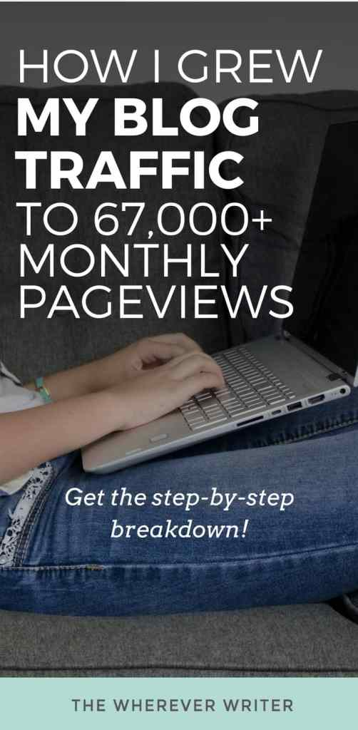How to get traffic to your blog _ How to get more traffic _ blogging for beginners