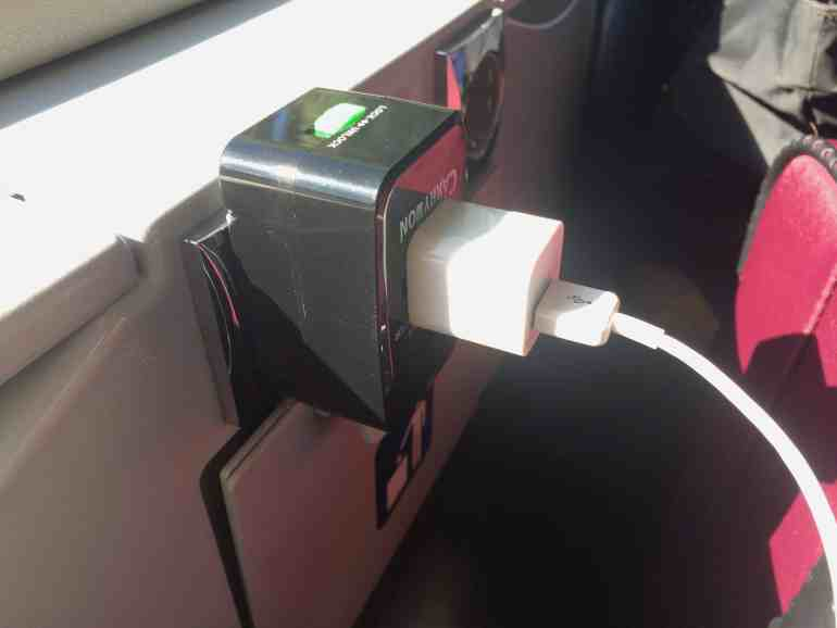 Train from Venice to Salzburg outlets with adapter