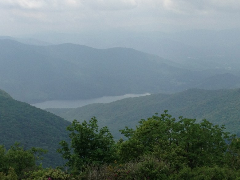 The Great Craggy Mountains
