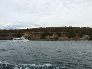Pictured Rocks cruise boat