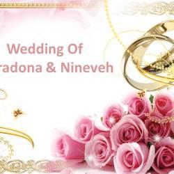 Maradona & Nineveh's Wedding