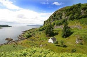 Unrivaled Location holiday cottage in Scotland